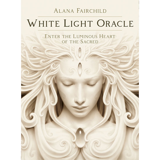 White Light Oracle 神諭牌