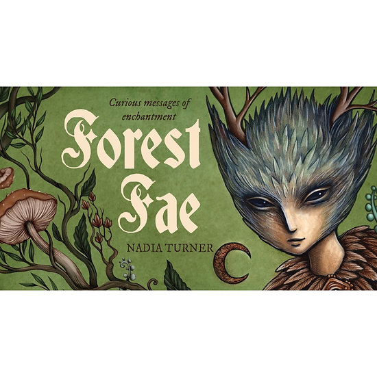 Forest Fae Mini Deck 迷你神諭牌