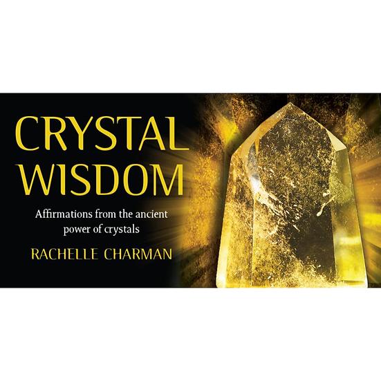 Crystal Wisdom Mini Deck 迷你神諭牌