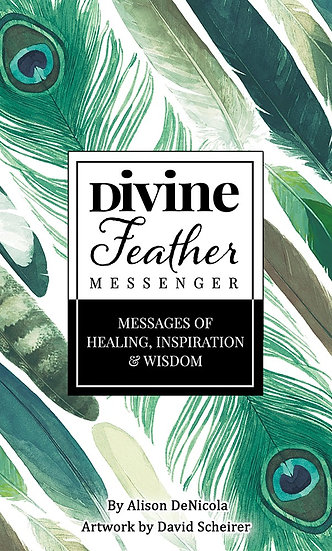 Divine Feather Messenger 神諭牌