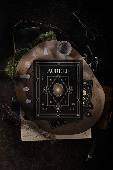Aurele 2022 Planner 行事曆手帳 (10-11月發貨)