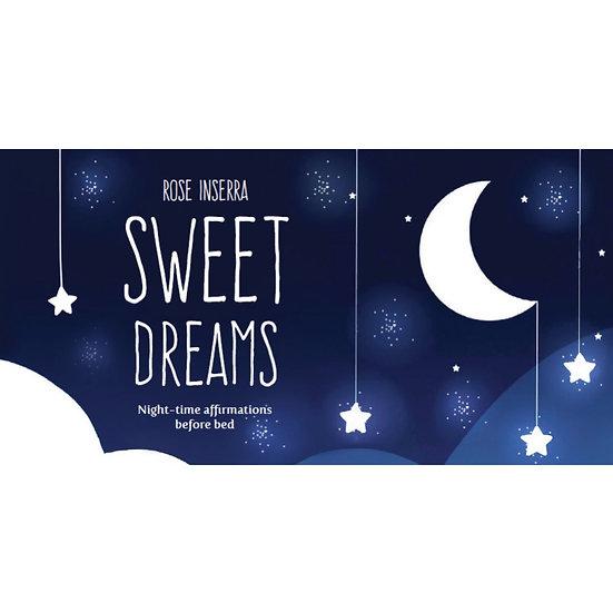 Sweet Dreams Mini Deck 迷你神諭牌