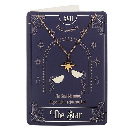 The Star Tarot Necklace 塔羅頸鏈