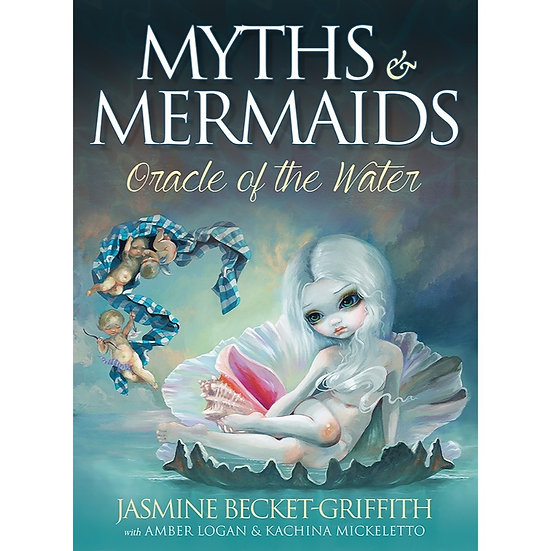 Myths & Mermaids Oracle of the Water 神諭牌