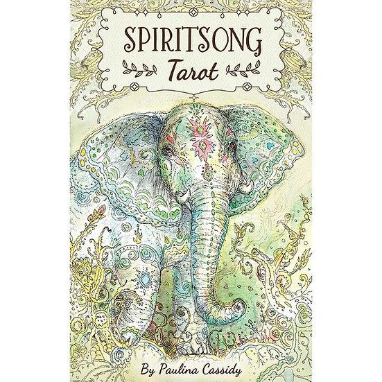 Spiritsong Tarot 塔羅牌