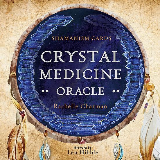 Crystal Medicine Oracle 神諭牌