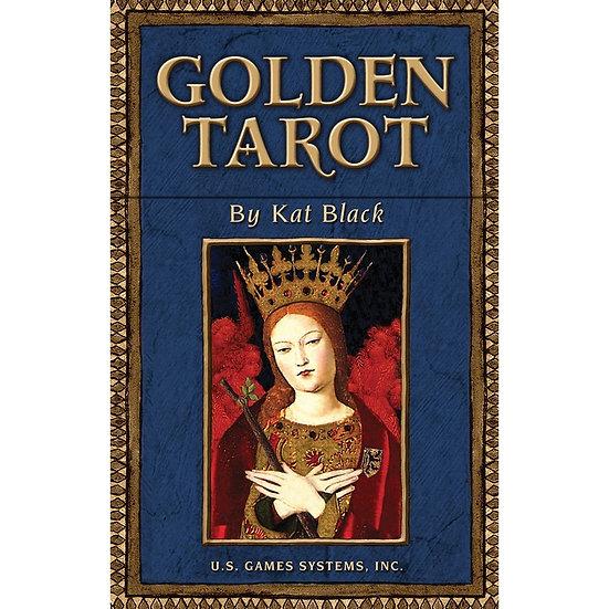 Golden Tarot 塔羅牌