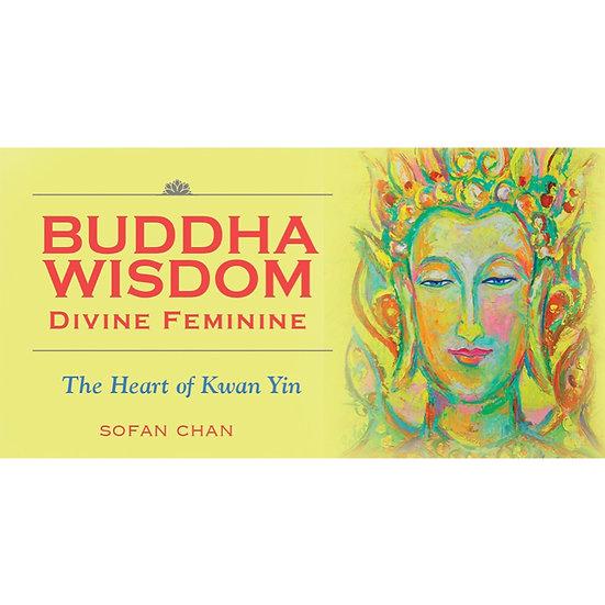 Buddha Wisdom Divine Feminine Mini Deck 迷你神諭牌