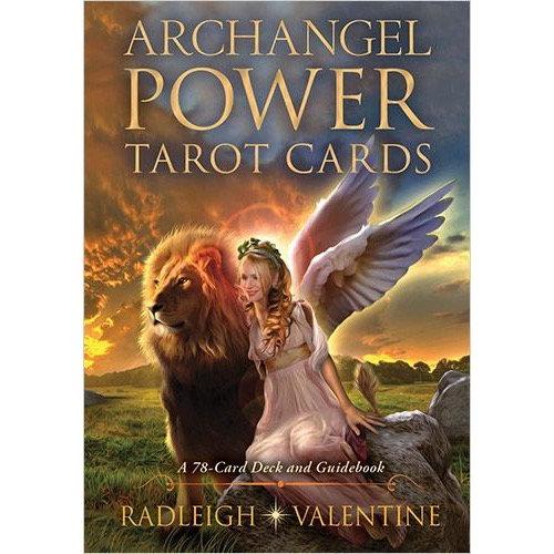 Archangel Power Tarot 塔羅牌