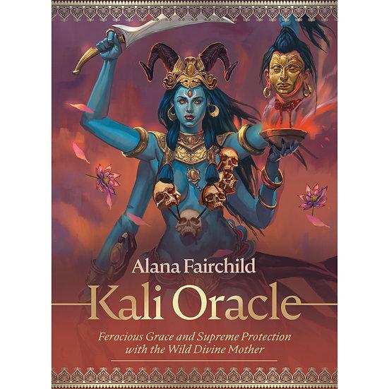 Kali Oracle 神諭牌