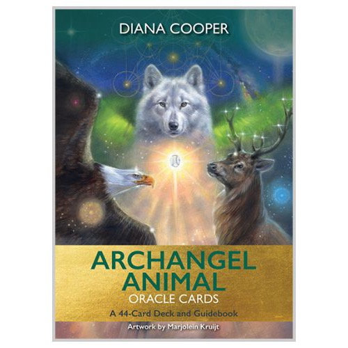 Archangel Animal Oracle 神諭牌