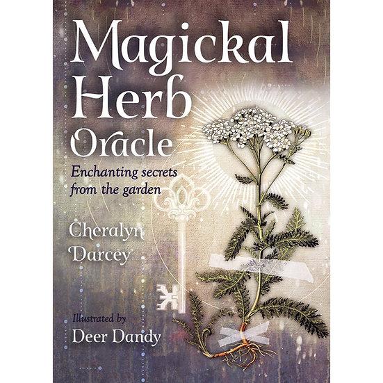 Magickal Herb Oracle 神諭牌