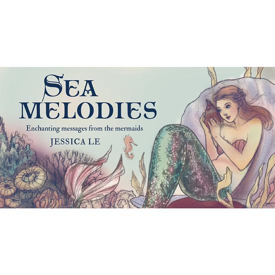 Sea Melodies Mini Deck 迷你神諭牌