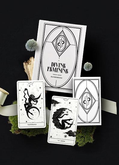 Divine Feminine Tarot Diurnal 塔羅牌 (白晝版)