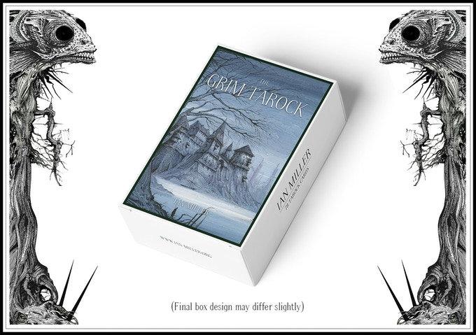 Grim Tarock 塔羅牌 (1st Edition)