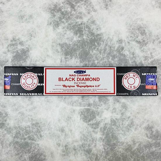 Black Diamond Incense 黑鑽線香
