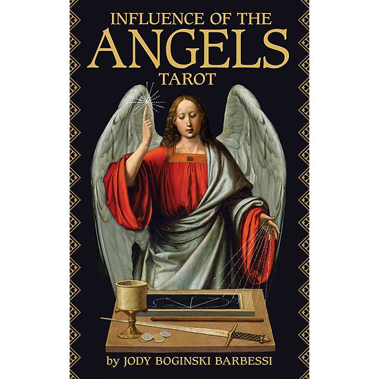 Influence of the Angels Tarot 塔羅牌