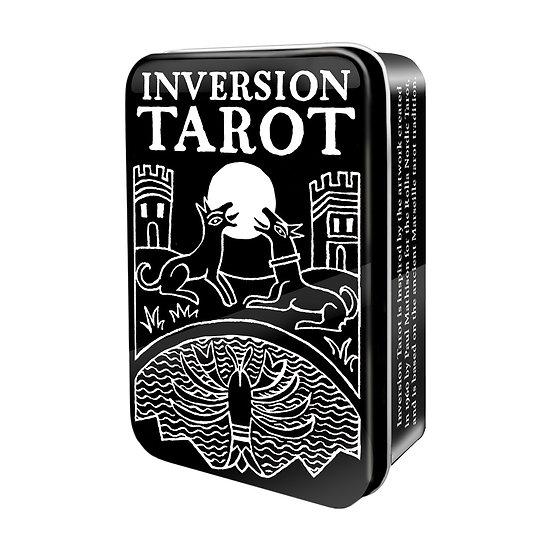 Inversion Tarot in a Tin 鐵罐塔羅牌