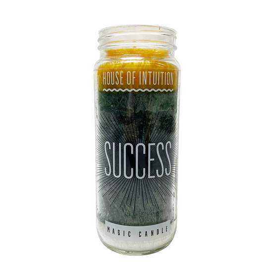 Success Intention Candle 失敗嘅後代