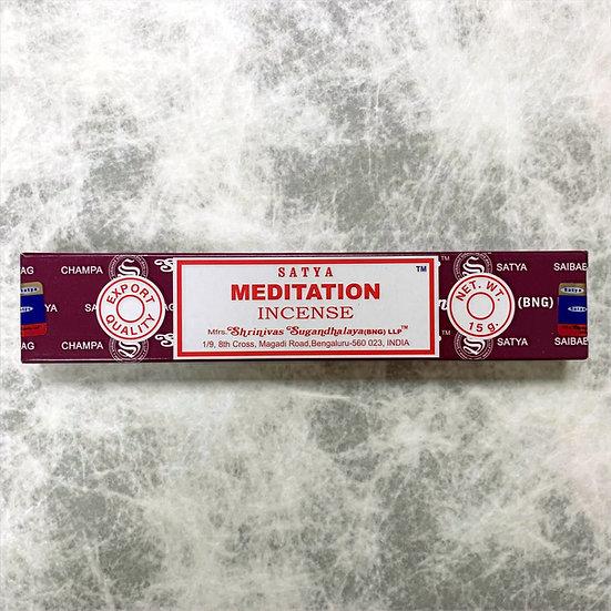Meditation Incense 冥想線香
