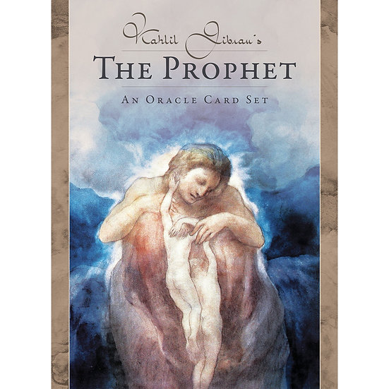 Kahlil Gibran's The Prophet Oracle 神諭牌