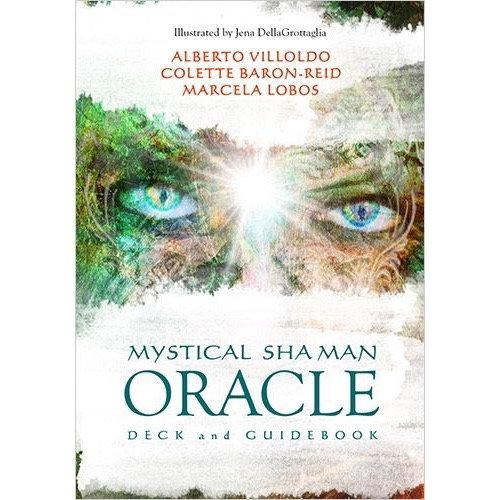 Mystical Shaman Oracle 神諭牌