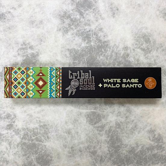 White Sage & Palo Santo Incense 白鼠尾草 & 聖木線香