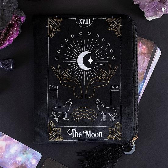 The Moon Tarot Zippered Bag 塔羅拉鏈袋