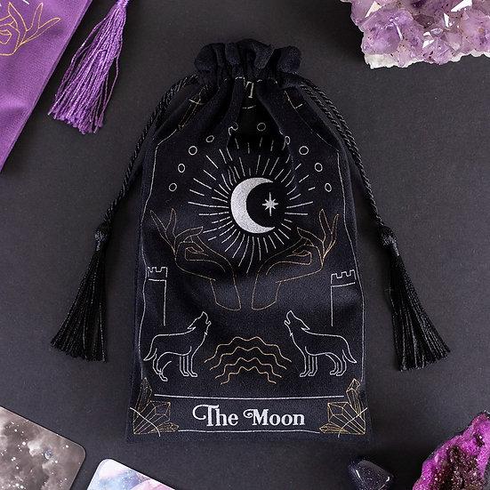 The Moon Tarot Drawstring Bag 塔羅索袋