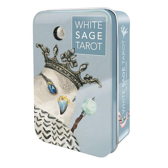 White Sage Tarot in a Tin 鐵罐塔羅牌