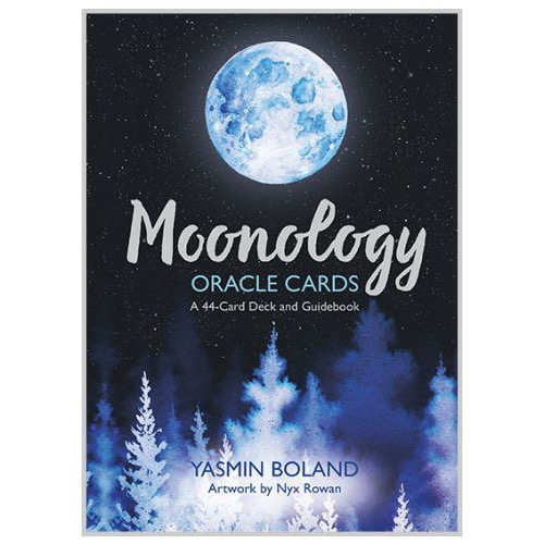 Moonology Oracle 神諭牌