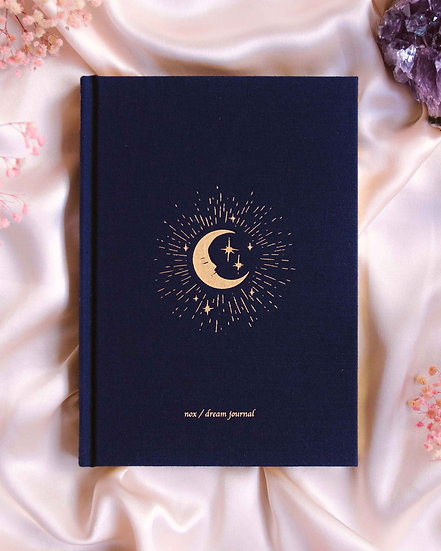 Dream Journal 手帳 (10-11月發貨)