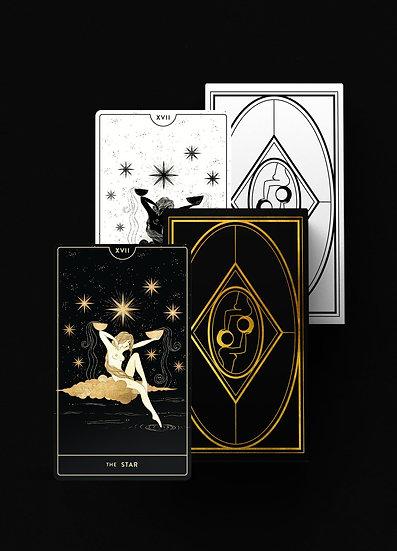 Divine Feminine Tarot Nocturnal & Diurnal Bundle 塔羅牌套裝