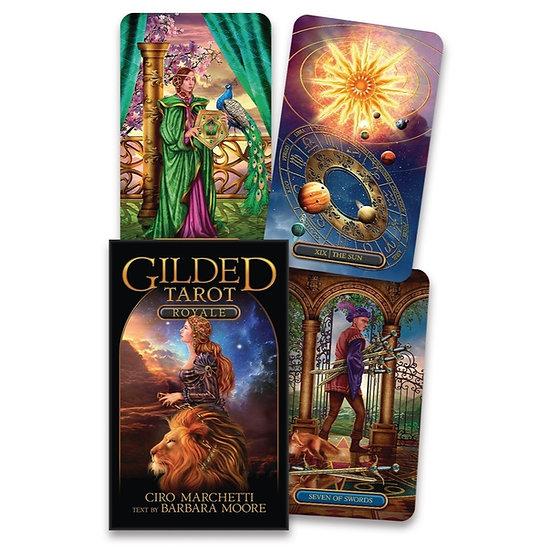 Gilded Tarot Royale 塔羅牌