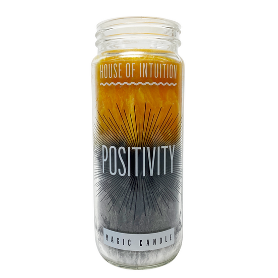 Positivity Intention Candle 正能樣