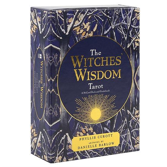 The Witches' Wisdom Tarot 塔羅牌