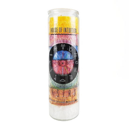 Astrology Lover Intention Candle 星相寶寶
