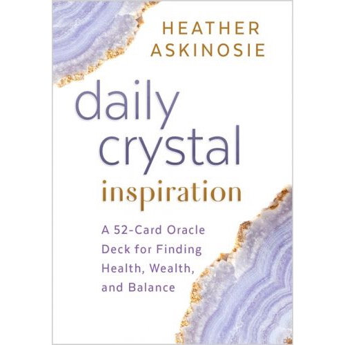 Daily Crystal Inspiration Oracle 神諭牌