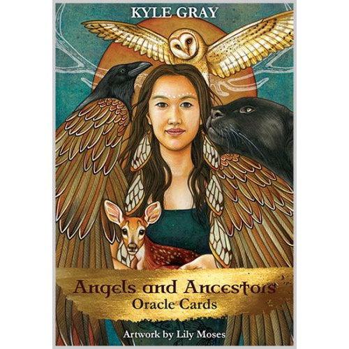 Angels and Ancestors Oracle 神諭牌