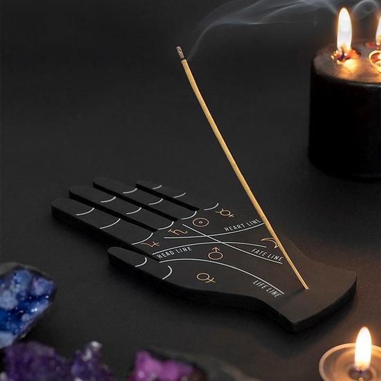 Palmistry Resin Incense Stick Holder 樹脂線香座