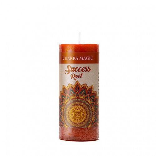 Root Chakra Candle - Success 底輪能量蠟燭