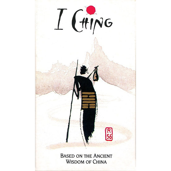 I Ching Holitzka Tarot 塔羅牌