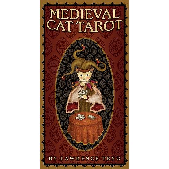 Medieval Cat Tarot 塔羅牌