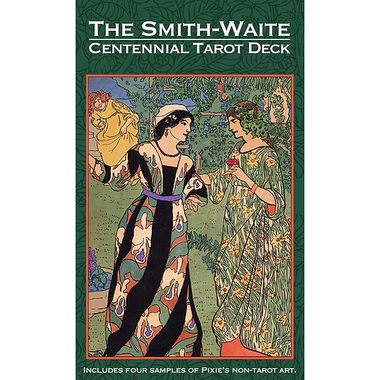 Smith-Waite Centennial Tarot 塔羅牌