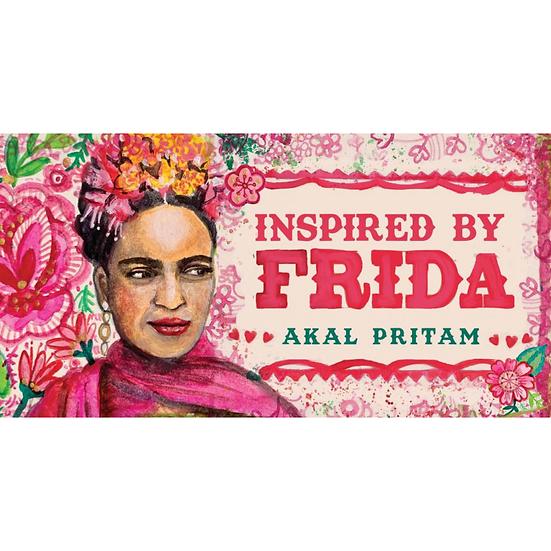 Inspired by Frida Mini Deck 迷你神諭牌
