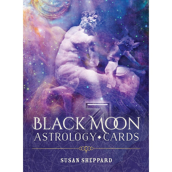 Black Moon Astrology Cards 神諭牌