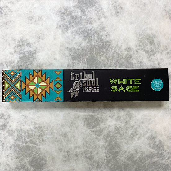 White Sage Incense 白鼠尾草線香