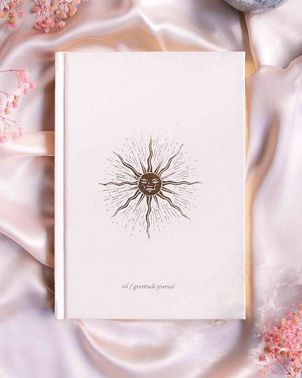 Gratitude Journal 手帳 (10-11月發貨)