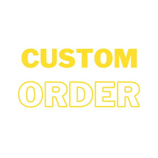 Custom order for yanness.tty