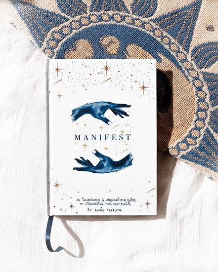 Manifest Book 繪本 (10-11月發貨)